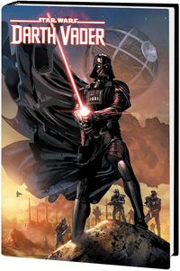 [Star Wars: Darth Vader By Soule: Omnibus (Deodato Cover Hardcover) (Product Image)]