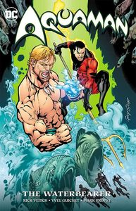 [Aquaman: The Waterbearer (New Edition) (Product Image)]
