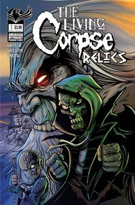 [Living Corpse: Relics #1 (Encore Edition) (Product Image)]