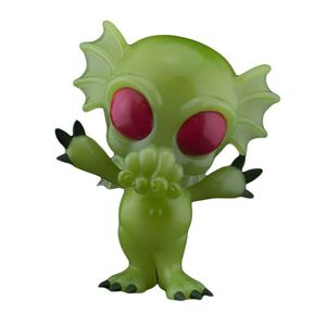 [Cryptkins Unleashed: Vinyl Figure: Cthulhu (Halloween ComicsFest Previews Exclusive Glow-In-The-Dark) (Product Image)]