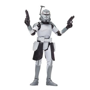 [Star Wars: The Clone Wars: Vintage Collection Action Figure: Commander Wolffe (Product Image)]
