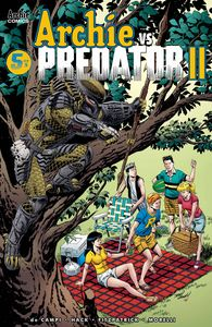 [Archie Vs Predator 2 #5 (Cover D Ordway) (Product Image)]