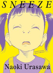 [Sneeze: Naoki Urasawa Story Collection (Product Image)]