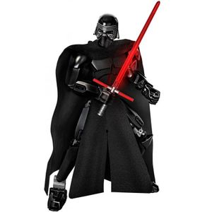 [Star Wars: The Force Awakens: Constraction: Lego: Kylo Ren (Product Image)]
