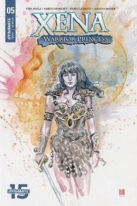 [Xena: Warrior Princess #5 (Cover A Mack) (Product Image)]