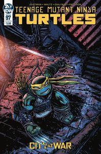 [Teenage Mutant Ninja Turtles: Ongoing #97 (Cover B Eastman) (Product Image)]