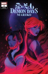 [Demon Days: Mariko #1 (Bartel Variant) (Product Image)]