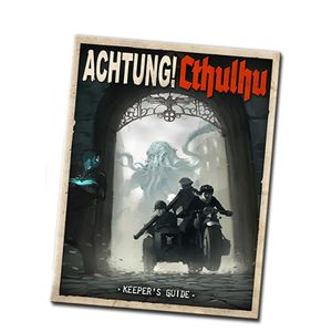 [Achtung! Cthulhu: Keepers Guide (Product Image)]