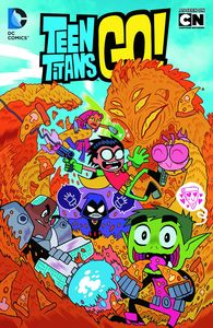 [Teen Titans Go: Volume 1: Party Party (Product Image)]