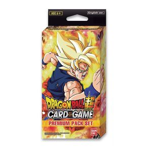 [Dragon Ball Super: Card Game: Premium Pack: Set 1 (Product Image)]
