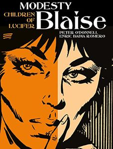 [Modesty Blaise: The Children of Lucifer (Product Image)]
