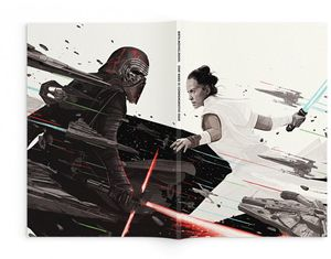 [Birth Movies Death Magazine: Star Wars Commemorative (Product Image)]