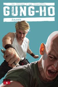 [Gung Ho: Anger #4 (Cover A Clarke) (Product Image)]