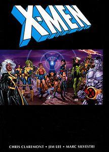[X-Men: By Chris Claremont & Jim Lee: Omnibus: Volume 1 (DM Edition Variant Hardcover) (Product Image)]