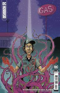 [DC Horror Presents: Soul Plumber #1 (Tom Neeley Cardstock Variant) (Product Image)]