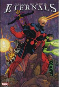 [Eternals (Variant Edition Hardcover) (Product Image)]