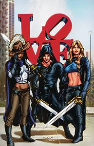 [Musketeers #4 (Cover D Davila) (Product Image)]