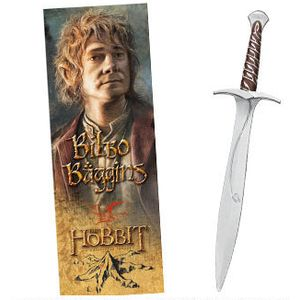 [The Hobbit: Sting Pen & Bookmark (Product Image)]