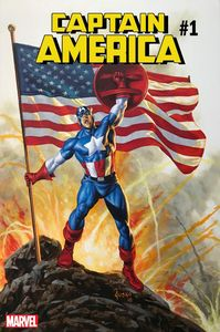 [Captain America #1 (Jusko Variant) (Product Image)]