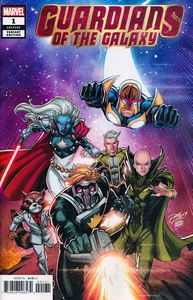 [Guardians Of The Galaxy #1 (Ron Lim Variant) (Product Image)]