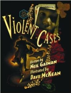 [Violent Cases (Hardcover - Titan Edition) (Product Image)]