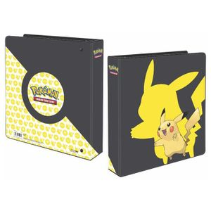 [Pokémon: Trading Card Game: 3-Ring Album: Pikachu (Product Image)]