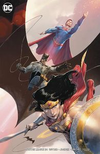 [Justice League #24 (Variant Edition) (Product Image)]