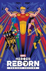 [Heroes Reborn #7 (Veregge Variant) (Product Image)]