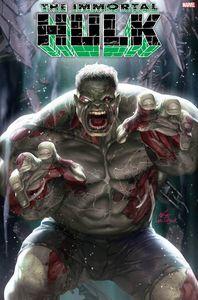 [Immortal Hulk #34 (Inhyuk Lee Marvel Zombies Variant) (Product Image)]