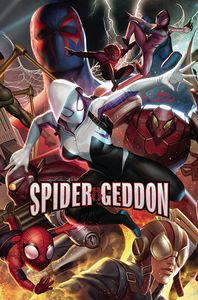 [Spider-Geddon #3 (In Hyuk Lee Connecting Variant) (Product Image)]