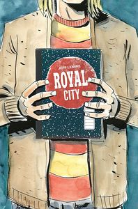 [Royal City: Volume 3: We All Float On (Product Image)]