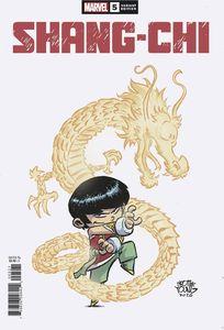 [Shang-Chi #5 (Young Variant) (Product Image)]