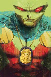 [Martian Manhunter: Identity (Product Image)]