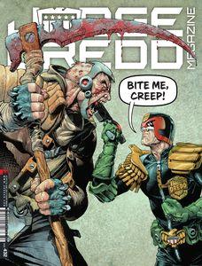 [Judge Dredd Megazine #432 (Product Image)]