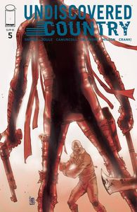 [Undiscovered Country #5 (Cover A Camuncoli) (Product Image)]