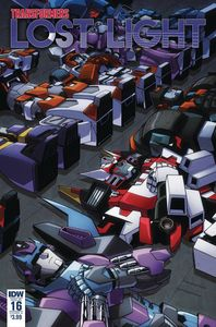 [Transformers: Lost Light #16 (Cover A Lawrence) (Product Image)]