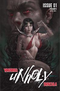 [Vampirella: Dracula Unholy #1 (Cover A Parrillo) (Product Image)]