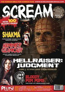 [Scream Magazine #49 (Product Image)]