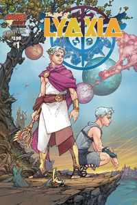 [The cover for Book Of Lyaxia #1]