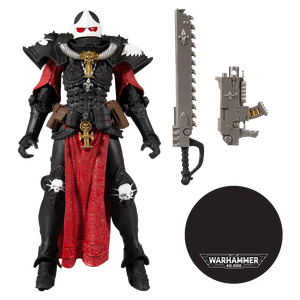 [Warhammer 40K: Action Figure: Adepta Sororitas Battle Sister (Product Image)]