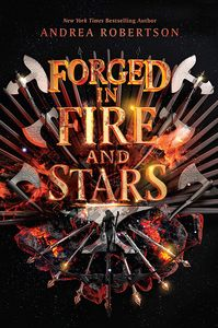 [Forged In Fire & Stars (Hardcover) (Product Image)]