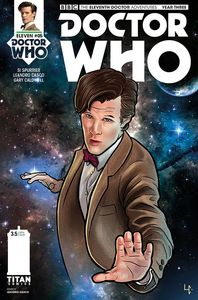 [Doctor Who: 11th Doctor: Year Three #5 (Cover D Casco) (Product Image)]