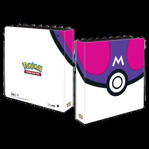 "[Pokemon: 2"" Card Album: Master Ball (Product Image)]"