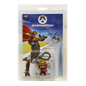 [Overwatch: McCree Comic Book & Backpack Clip (Product Image)]