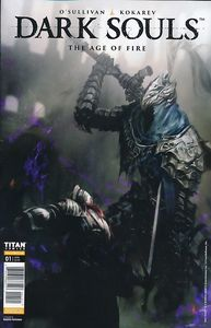 [Dark Souls: Age Of Fire #1 (Cover B Hutomo) (Product Image)]
