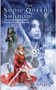 [Princess Novels Series 4: The Snow Queen's Shadow (Product Image)]