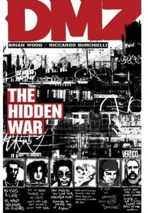 [DMZ: Volume 5: The Hidden War (Product Image)]