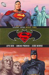 [Batman/Superman: Volume 3: Absolute Power (Product Image)]