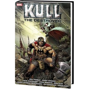 [Kull: The Destroyer: Original Marvel Years Omnibus (Siqueira Cover Hardcover) (Product Image)]