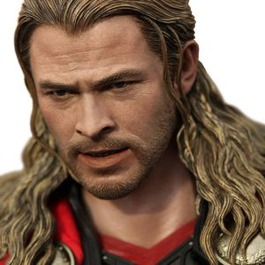 [Thor: The Dark World: Hot Toys Deluxe Action Figure: Thor (Product Image)]